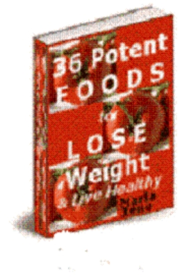 Product picture 36 Potent Foods For Losing Weight